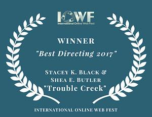 Iowa- WINNER Best Directors